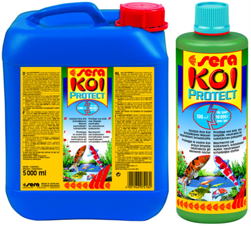 Sera Koi Protect 2500 ml