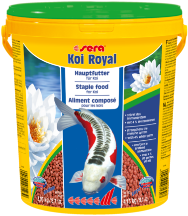 Sera Koi Royal Large - 10 liter