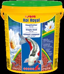 Sera Koi Royal medium 21 liter