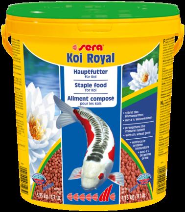 Sera Koi Royal medium - 21 liter