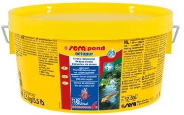 Sera Pond Ectopur - 2,5 kg