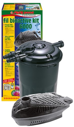 Sera Pond Fil Bioactive drukfilter Sera Pond fil bioactive drukfilter set 6000