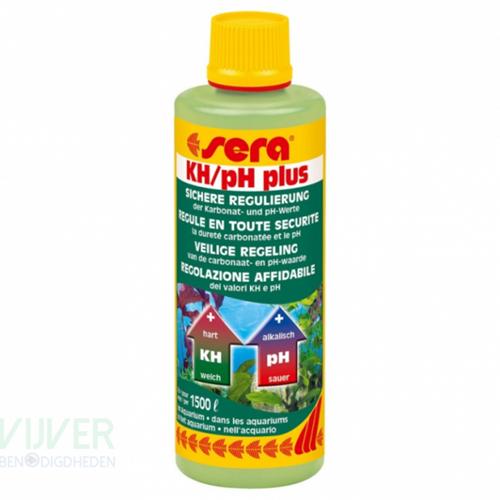 Sera Pond KH/pH plus - 500 ml