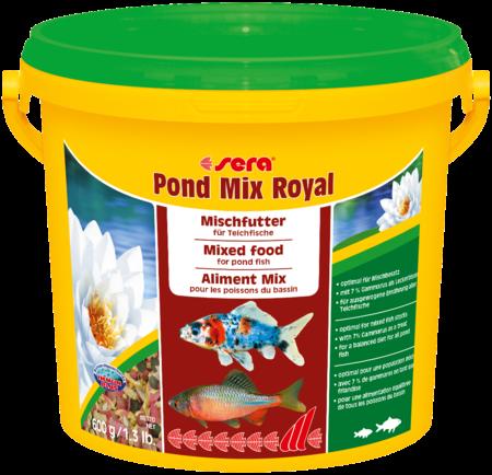 Sera Pond Mix Royal - 21 liter