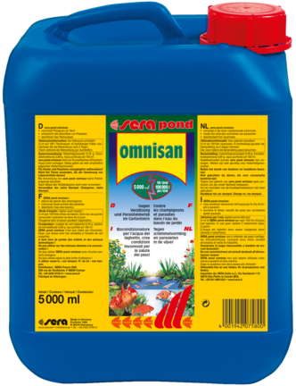 Sera Pond Omnisan F - 5000 ml