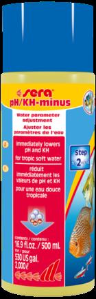 Sera Pond pH minus - 5000 ml