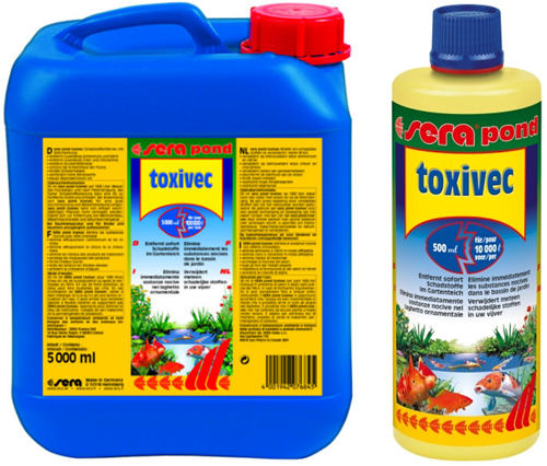 Sera Pond Toxivec 2500 ml