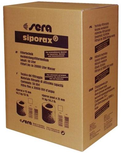 Siporax Pond 25 mm, Sera 50 liter