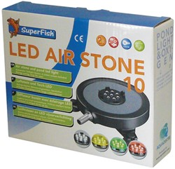 Superfish LED luchtsteen 10 cm
