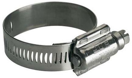 Slangklemmen 40 - 60 mm