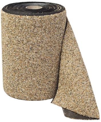 Steenfolie 120 cm breed, per strekkende meter