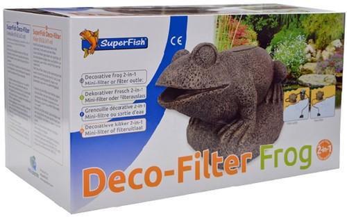 Superfish Kikker filter