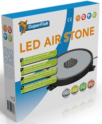 Superfish LED luchtsteen 20 cm