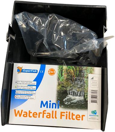 Superfish Mini waterfall vijver