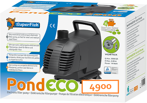 Superfish Pond Eco 4900