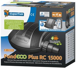 Superfish Pond Eco Plus RC 15000