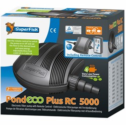 Superfish Pond Eco Plus RC 5000