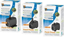 Superfish Pond-Power 400