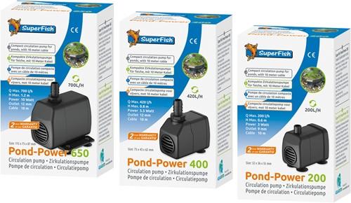 Superfish PondPower 200
