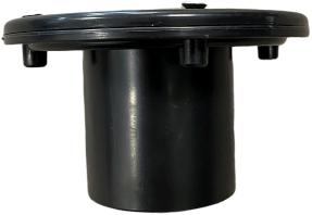 Tankdoorvoer met tegenflens 40 mm