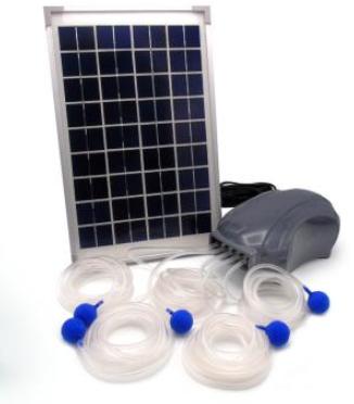 Ubbink Air Solar 600 - outdoor luchtpomp