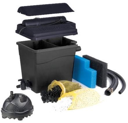 Ubbink Meerkamerfilter FiltraClear 8000 BasicSet