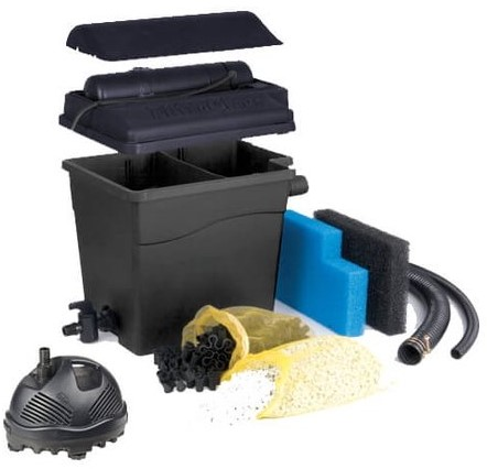 Ubbink Meerkamerfilter FiltraClear 2500 PlusSet