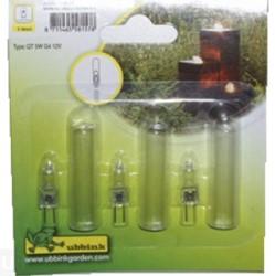Reservelampjes, halogeen 5W
