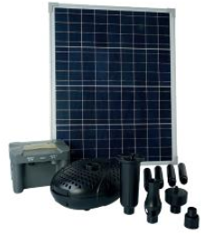 Ubbink SolarMax 2500 met accu