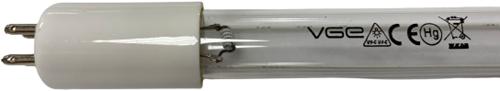 Losse UV lamp Amalgaam 80 Watt