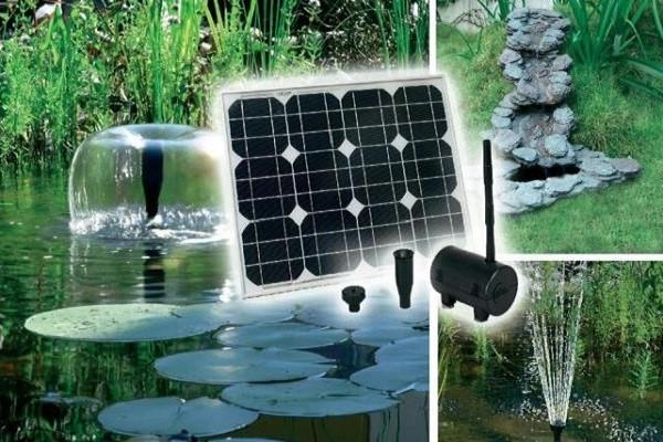 Vijverpomp op zonne-energie wel of niet kopen? | Deel 1