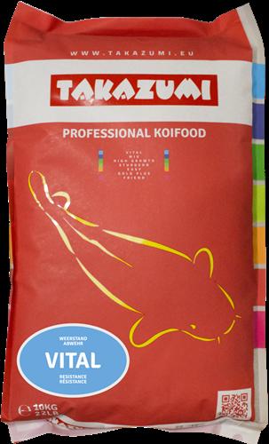Takazumi Professional Koi Food - Vital 10 kg