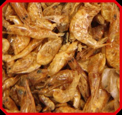 Vivani Fishfood - Garnalen 2,5 liter