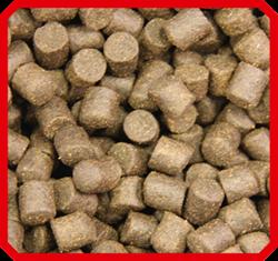 Vivani Steurvoer 3 mm 25 kilo zak