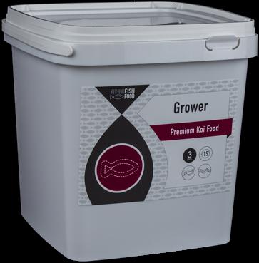 Vivani - Grower 3 mm 5 liter