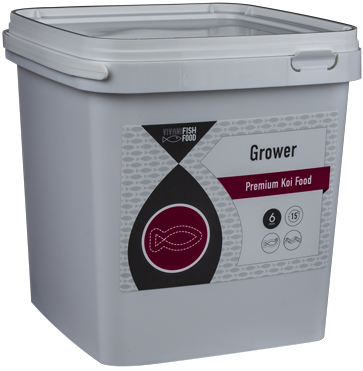 Vivani - Grower - 6 mm 5 liter emmer