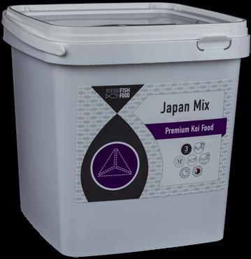 Vivani - Japanse mix - 3 mm 5 liter emmer