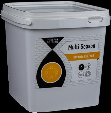 Vivani Fishfood - Top Range - Multi Season 5 liter