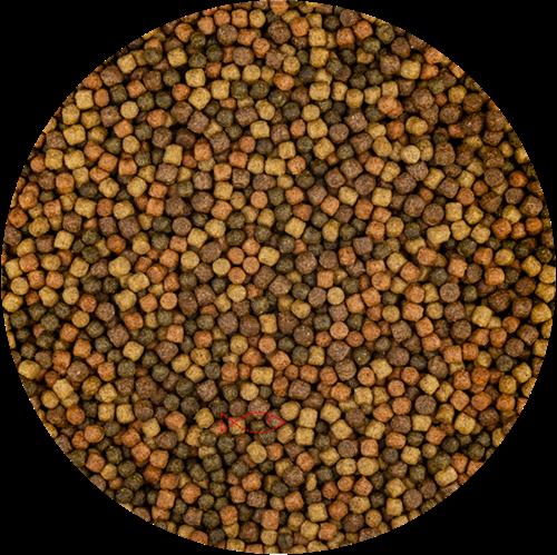 Vivani Fishfood - Top Range - Top Mix - 3 mm 15 liter