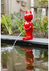 Waterornament BOY 'Duivel' 67 cm