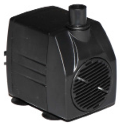 Waterornament pompen 450 liter per uur