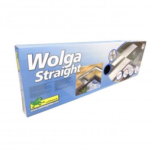 Ubbink Beekloop Wolga, recht element