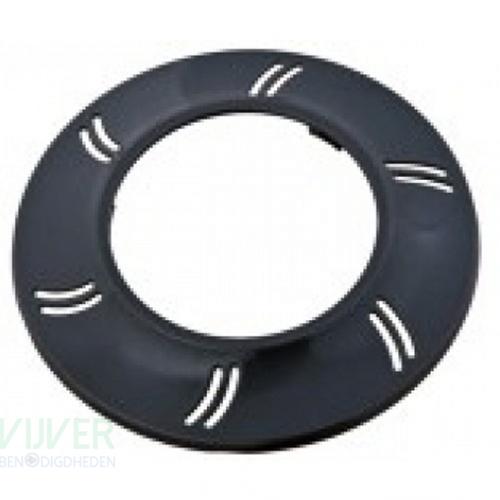 Zwarte ring PAR56 armatuur